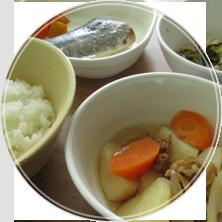 東京都板橋区病院用食品配送事例